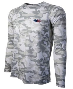 Camo Logo Performance Tee
