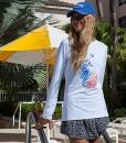 Lady's Seahorse Solar Top